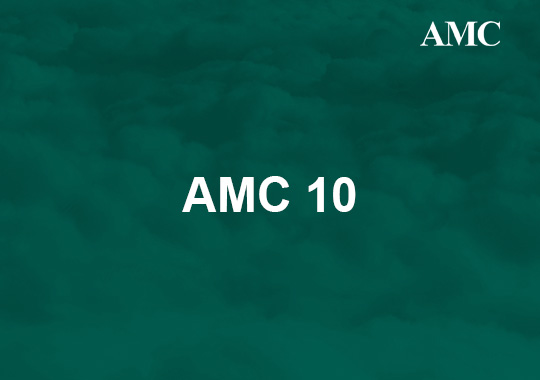 AMC 8 Problems and Solutions