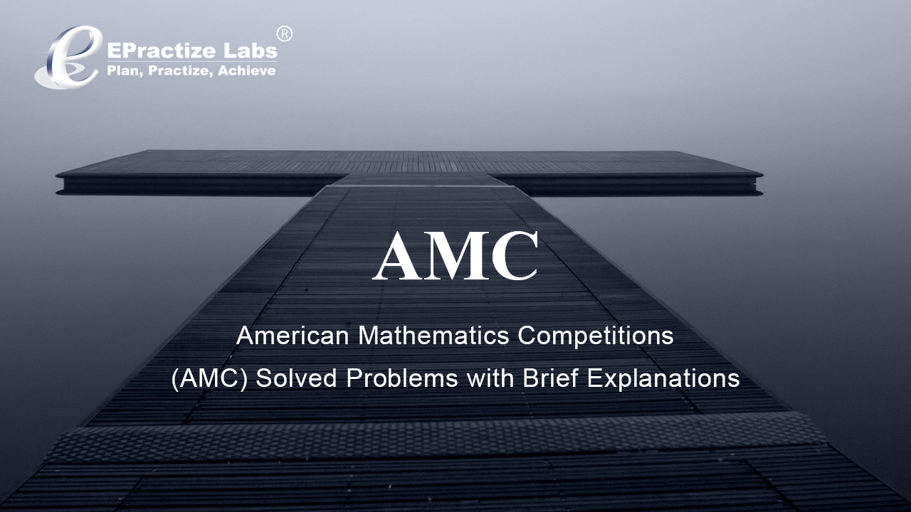amc math problems You can find problems and solutions from the math contests run by the american  mathematics  the amc 8 was previously known as the ajhsme the amc 12.
