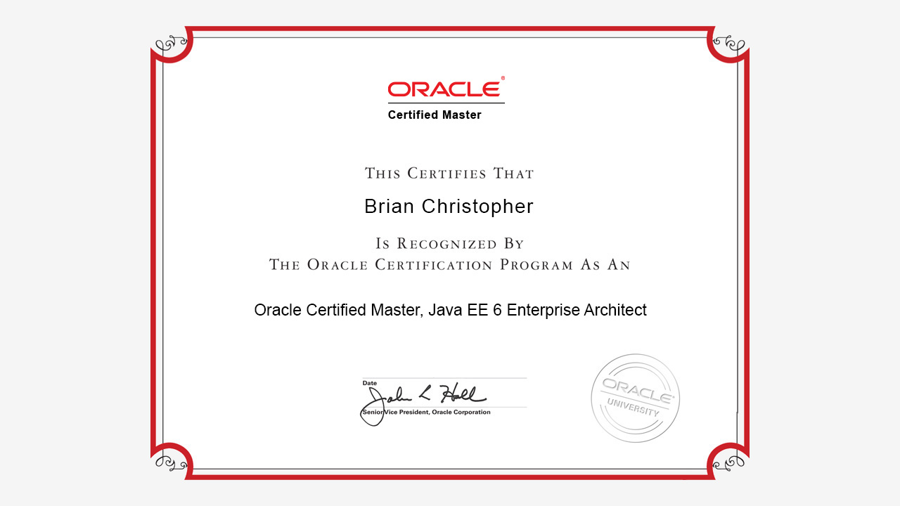 oracle training essay Oracle academy offers its educator members a variety of free training opportunities in a variety of formats to make learning convenient.