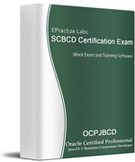SCBCD 5 Certification Training Lab