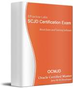 SCJD 6 Certification Training Lab