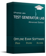 Test Generator Software Advanced Edition