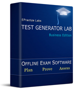 Test Generator Software Business Edition
