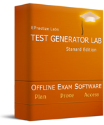Test Generator Software Standard Edition